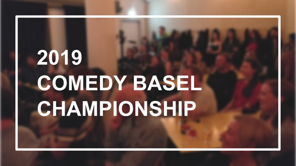 Comedy Basel Championship