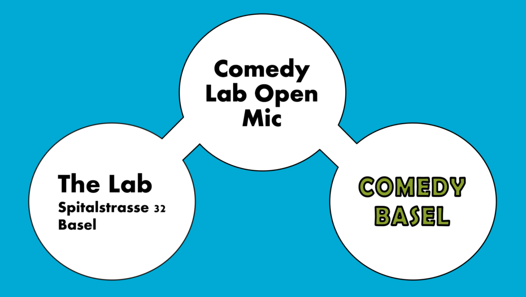 Comedy Lab Open Mic event cover image
