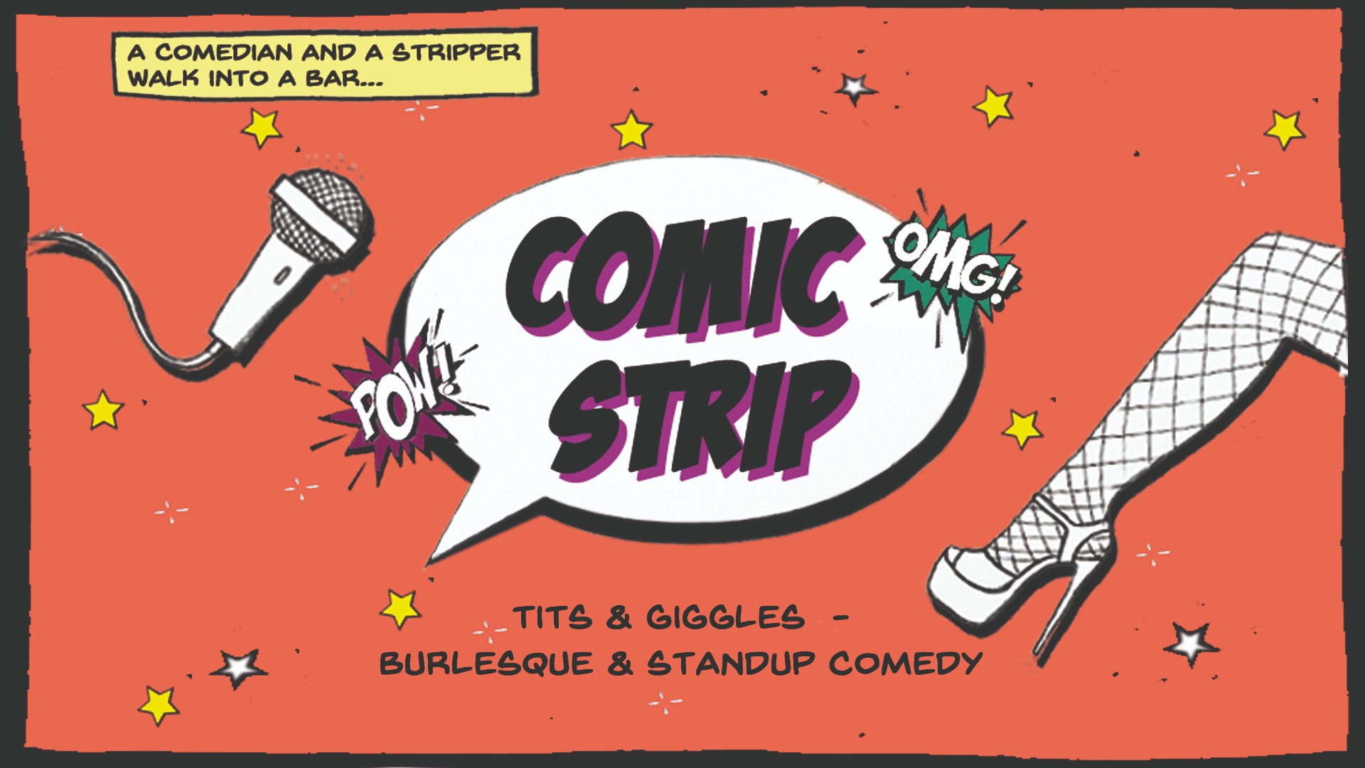 Comic Strip event image