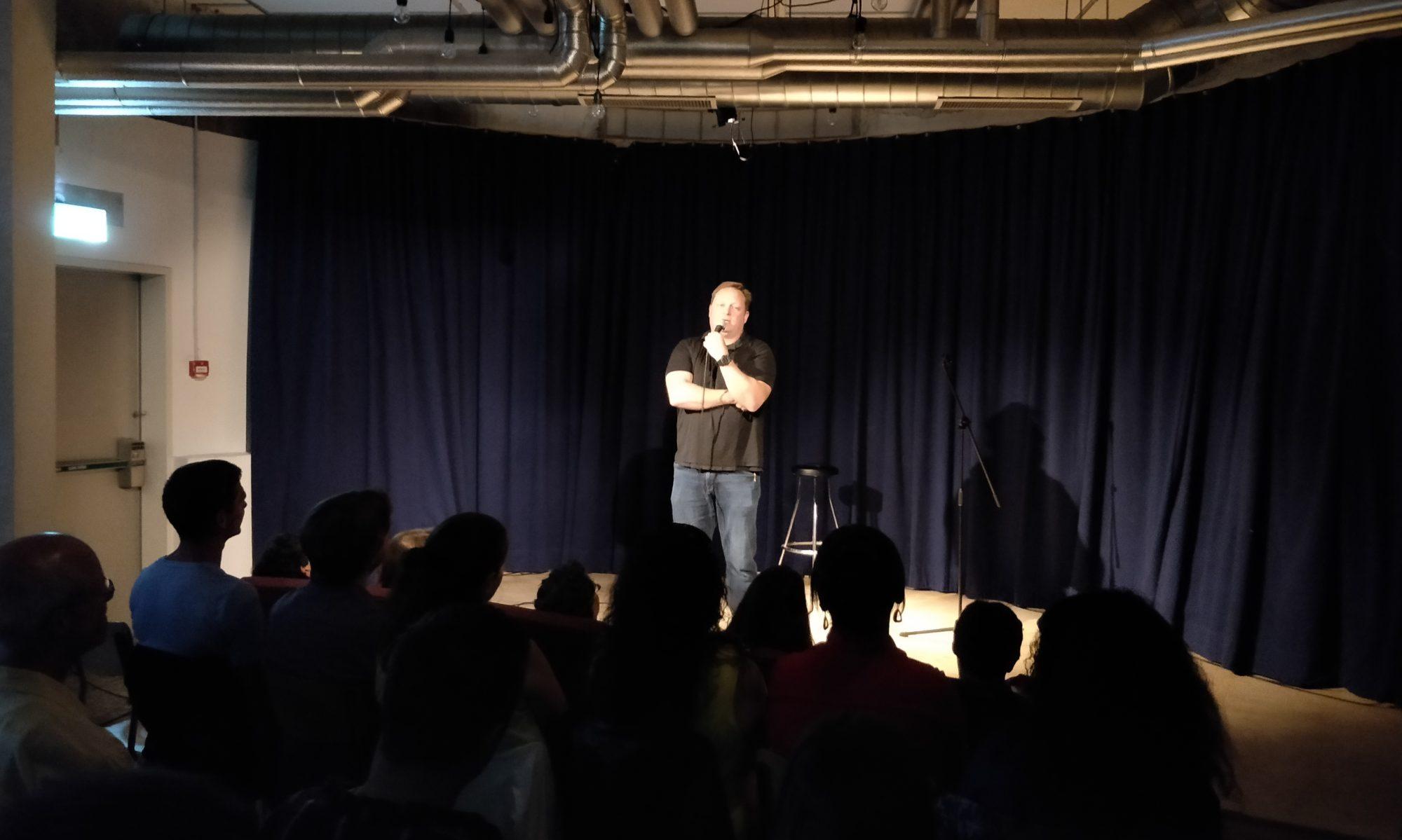 Comedy Basel